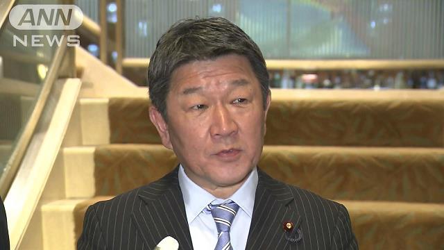 茂木大臣ドタキャンされる 日米貿易協議が延期