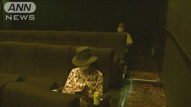 千葉市の映画館が再開 初回上映は観客5人