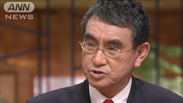 河野大臣 来月から全省庁にハンコ原則廃止を要請