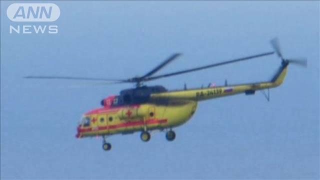 ロシアヘリが知床岬で領空侵犯 空自がスクランブル