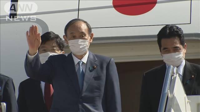 菅総理 緊急事態宣言解除に前向き